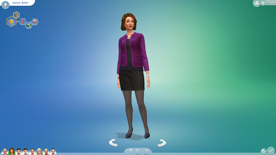 People Have Already Made Some Really Weird Sims 4 Characters