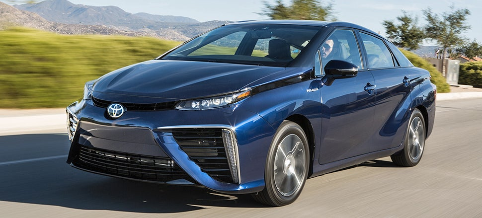 Toyota Made Over 5,600 Of Its Fuel Cell Patents Available Royalty-Free