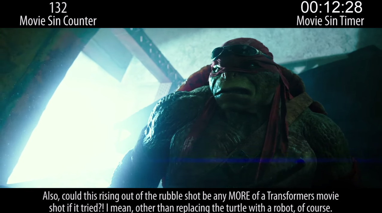 All the Ways The New Teenage Mutant Ninja Turtles Movie Made No Sense