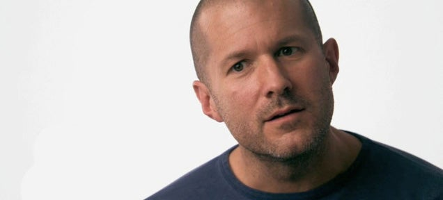 Jony Ive Talks Design Philosophy, Patent Theft and Apple's Future