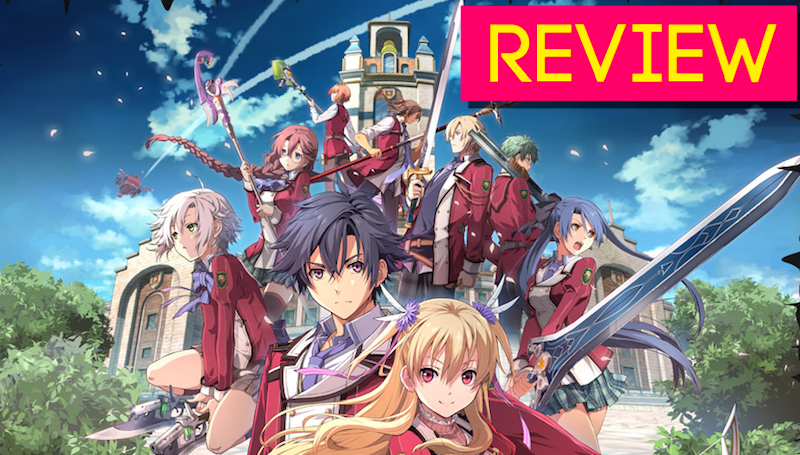 The Legend of Heroes: Trails of Cold Steel: The Kotaku Review