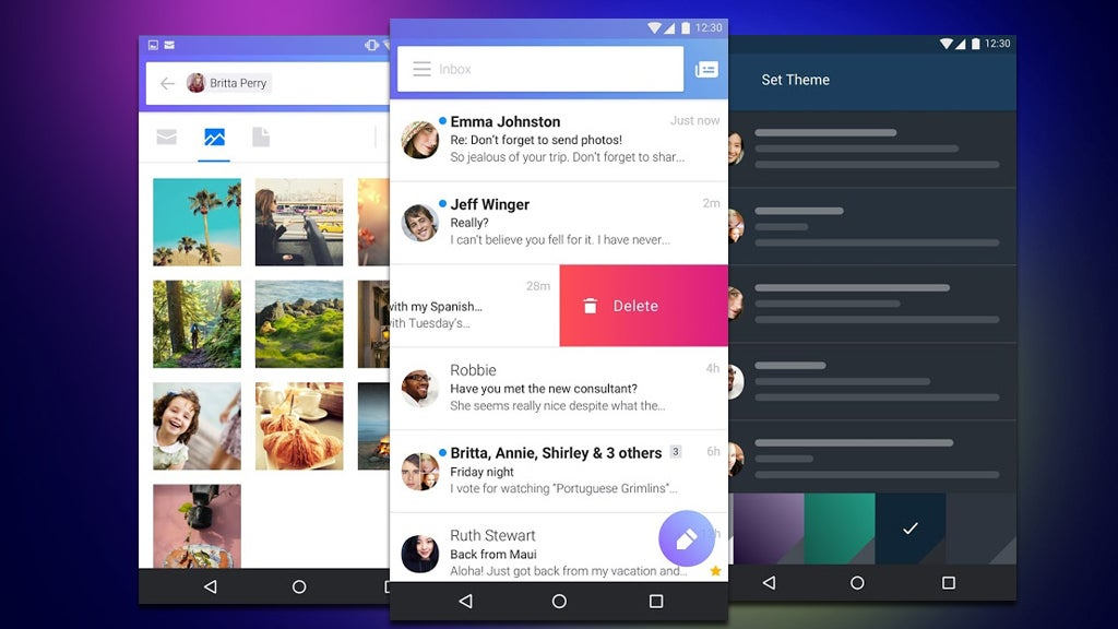 Yahoo Mail For Android Updated