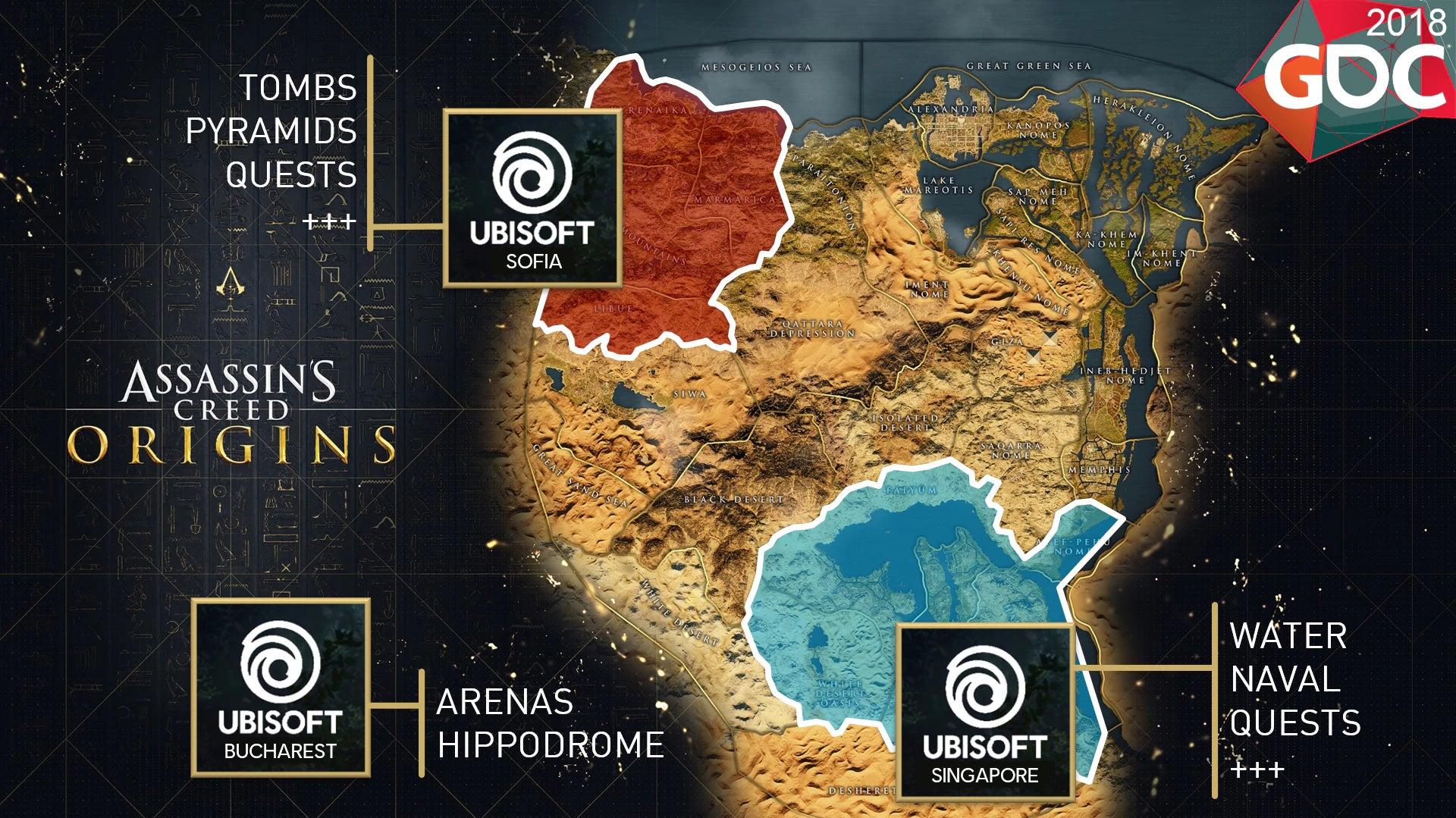 How Ubisoft Makes So Many Assassin's Creed Games | Kotaku