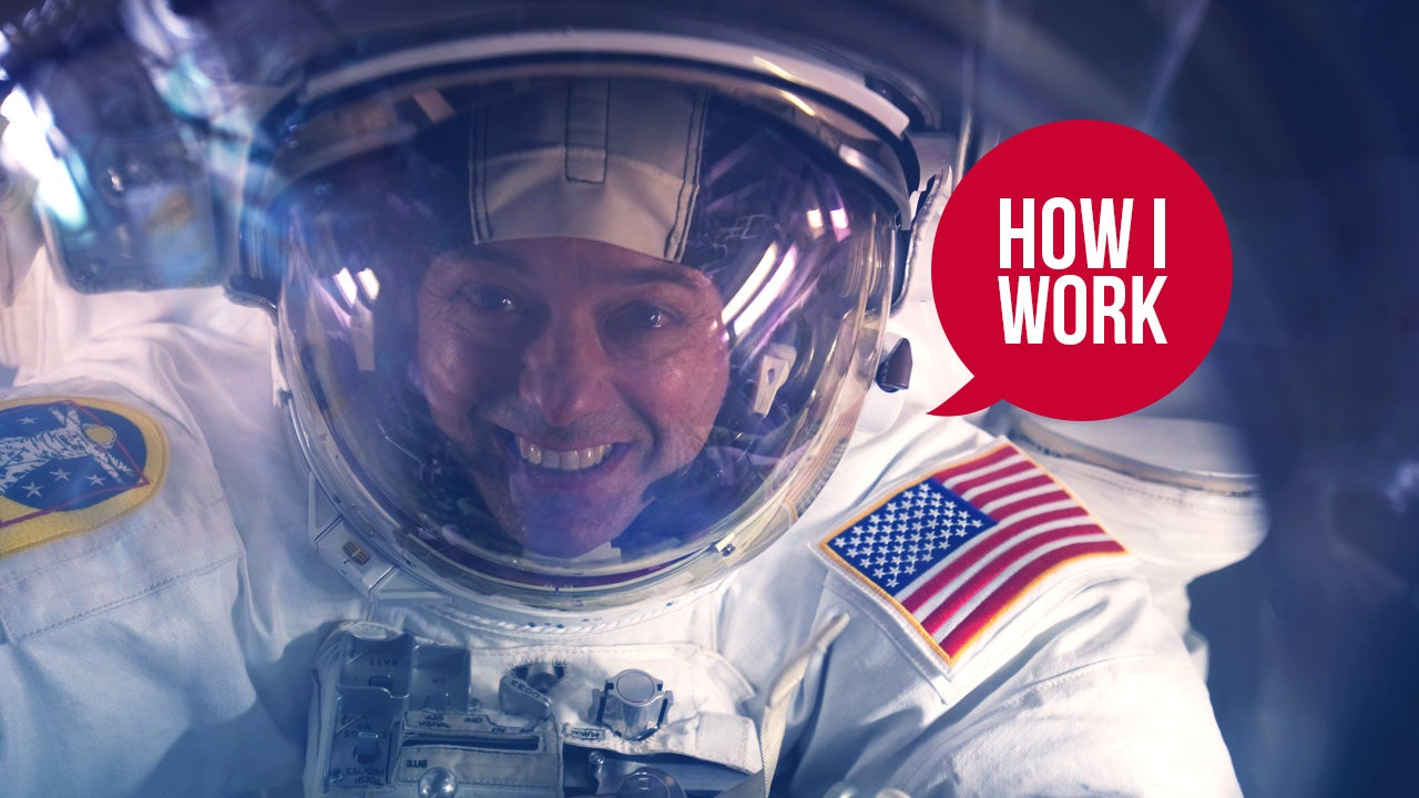 I'm Astronaut Ron Garan, and This Is How I Work