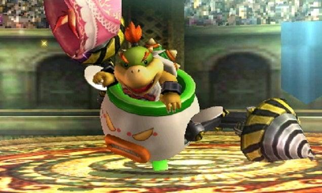 Super Smash Bros. 3DS: The Kotaku Review