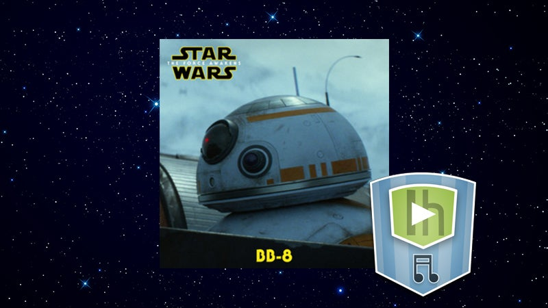 The Official BB-8 Playlist