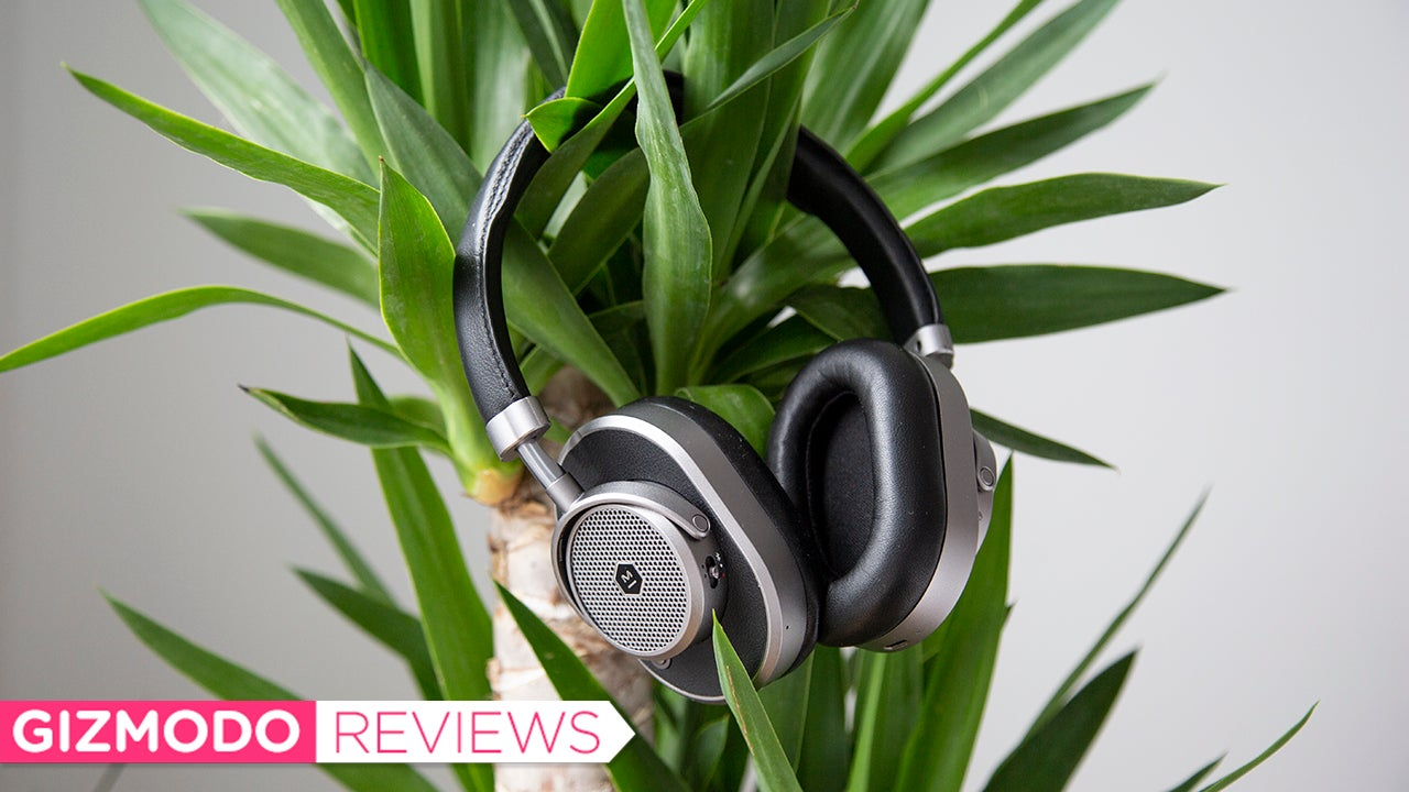 Master & Dynamic's Noise-Cancelling Headphones Beat Sony In Two Important Ways