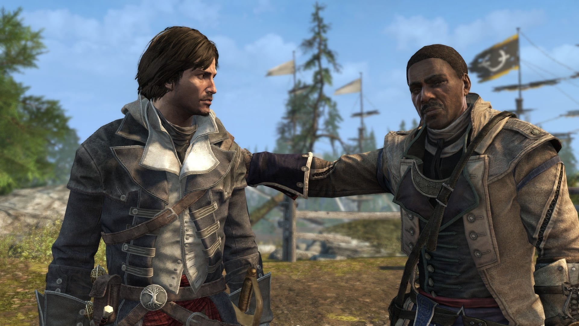 Luke, Stephen & Kirk On The Good (And Bad) Of Assassin's Creed Rogue