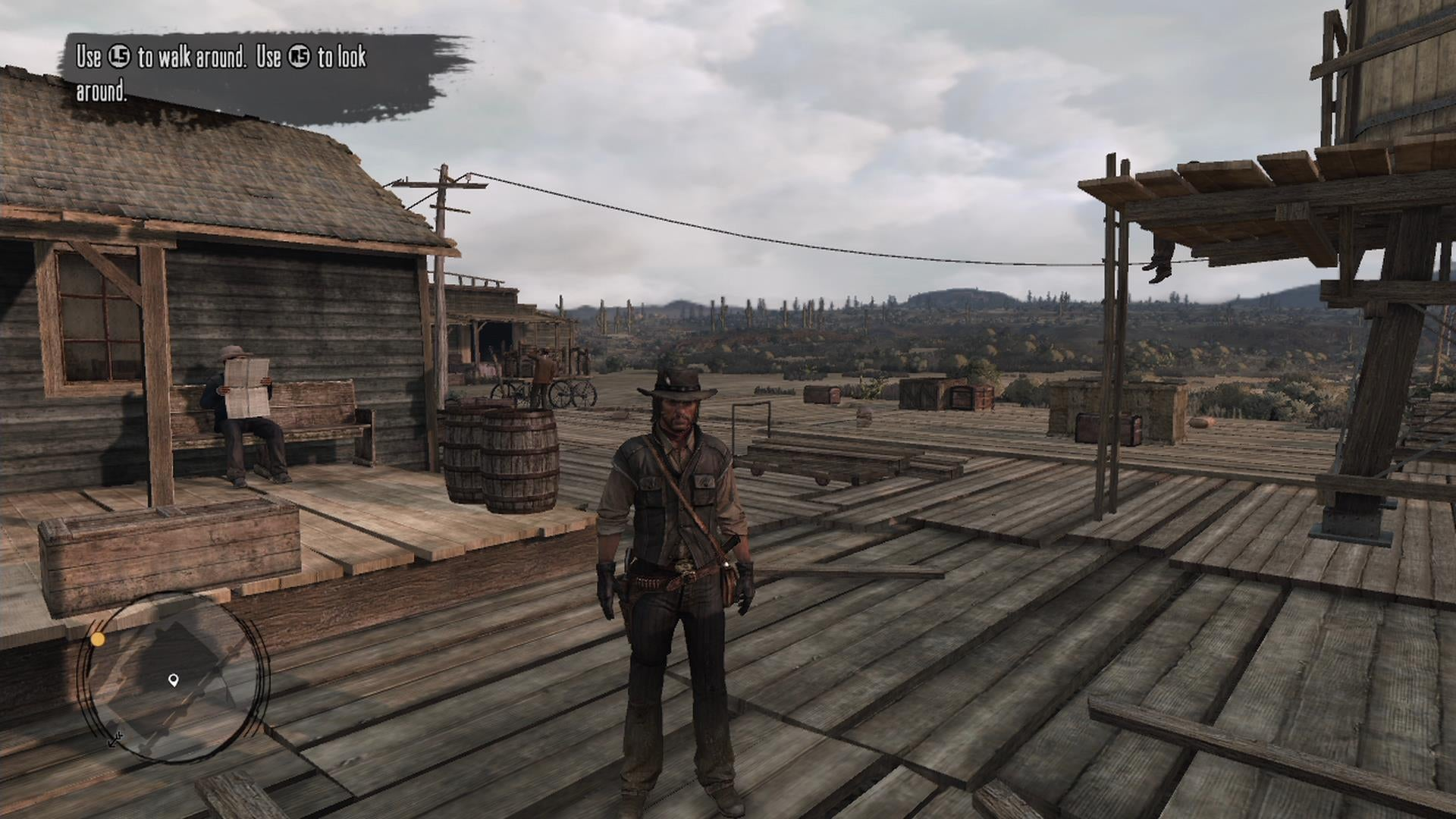 How To Get Red Dead Redemption Running On Your Xbox One Right Now