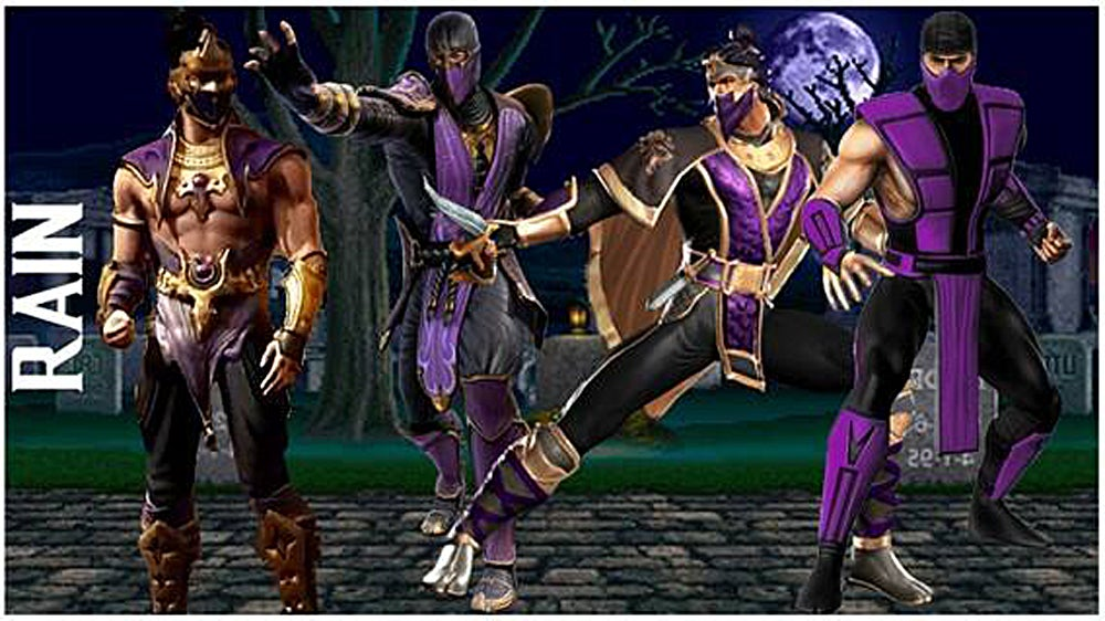 That Time Prince Inspired a Mortal Kombat Character