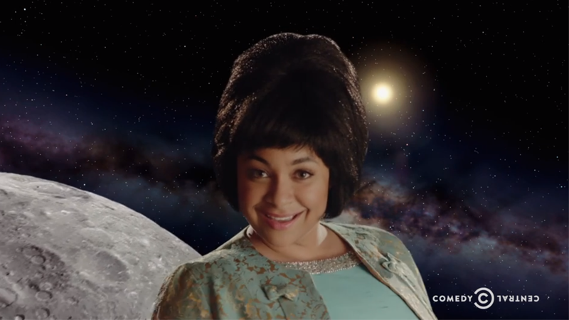 Drunk History's Take On The Legacy Of Star Trek's Nichelle Nichols Is A Booze-Fuelled Delight
