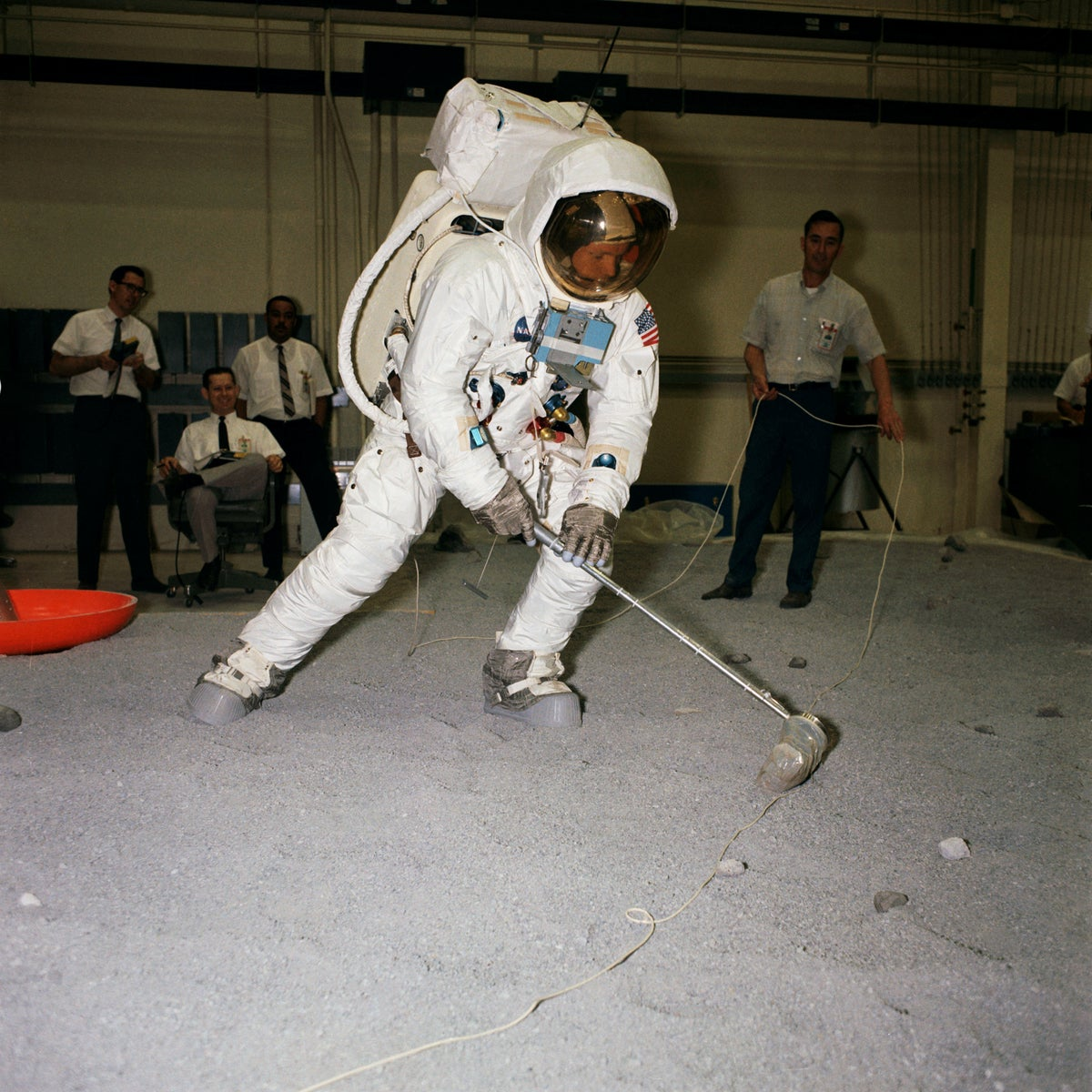 1969 Moon Landing Hoax - Pics about space