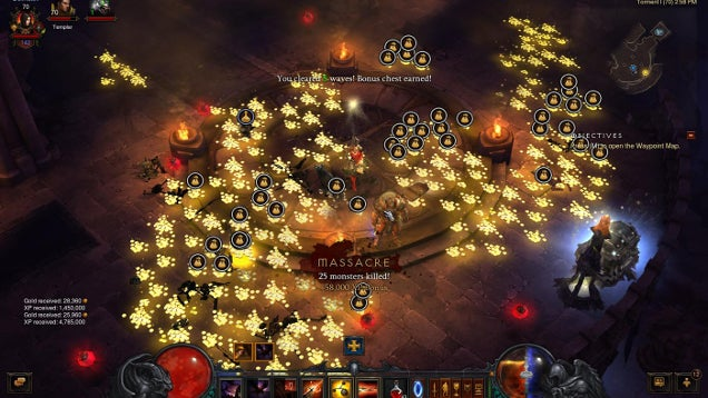 Blizzard Testing Diablo III Microtransactions, But (Phew) Only In Asia