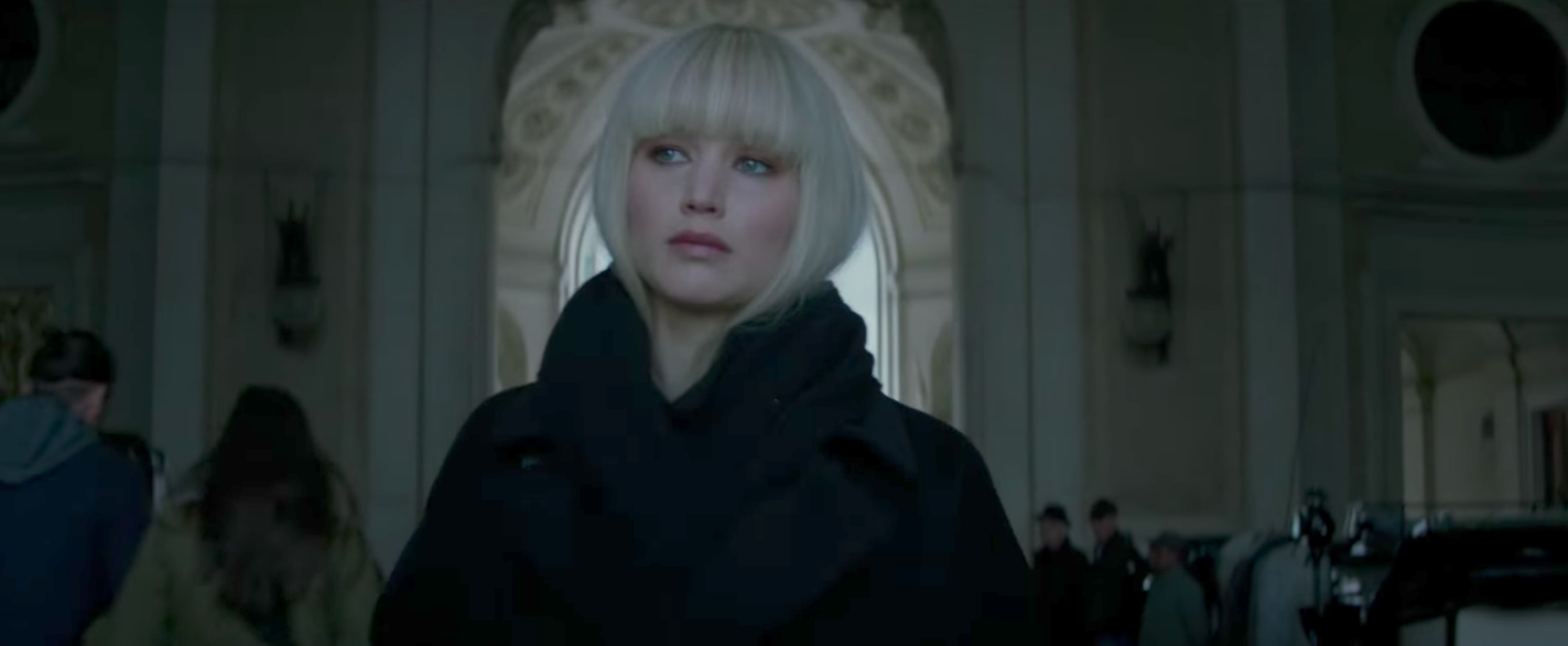 Red Sparrow Looks Like The Black Widow Movie We've Been Waiting For Forever
