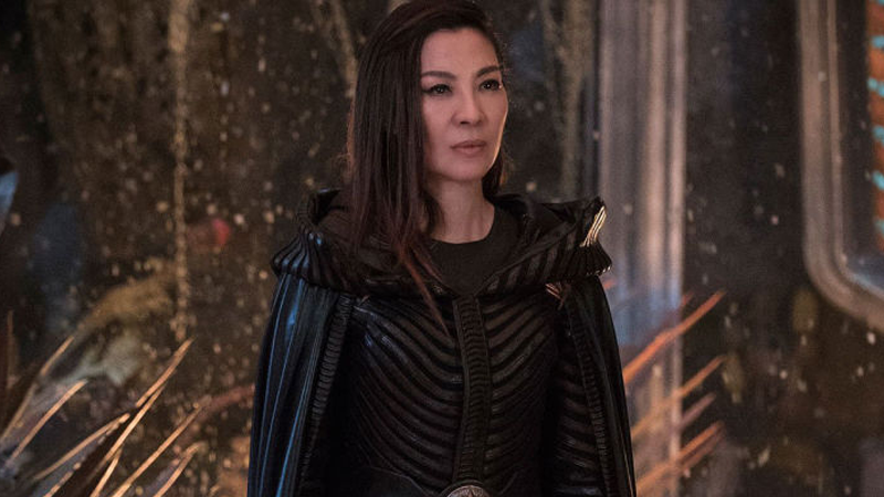 Michelle Yeoh's Star Trek Spinoff Is Official, And Will Explore The Dark Side Of The Federation