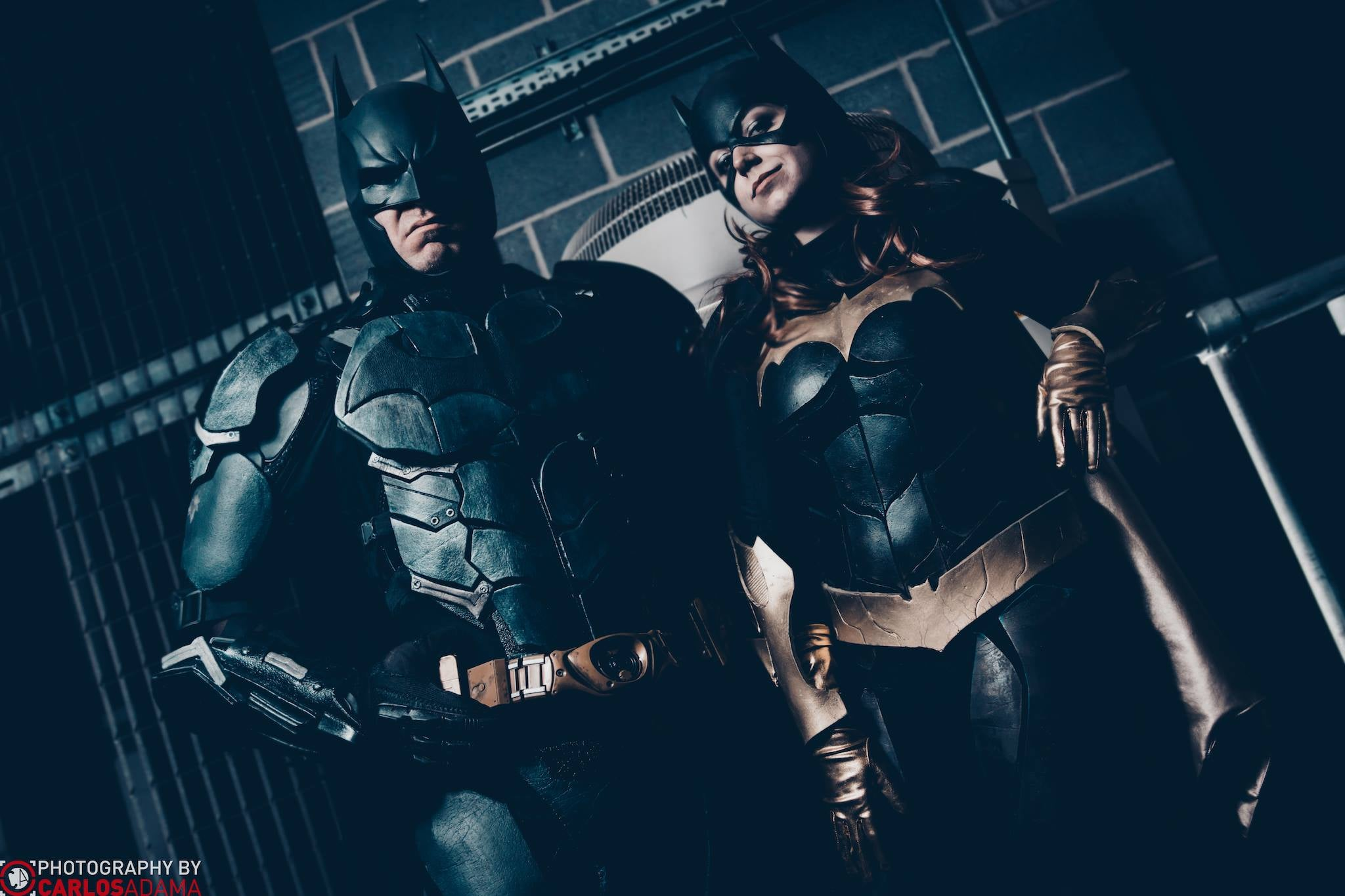 Gotham's Finest Are Here To Save The Night