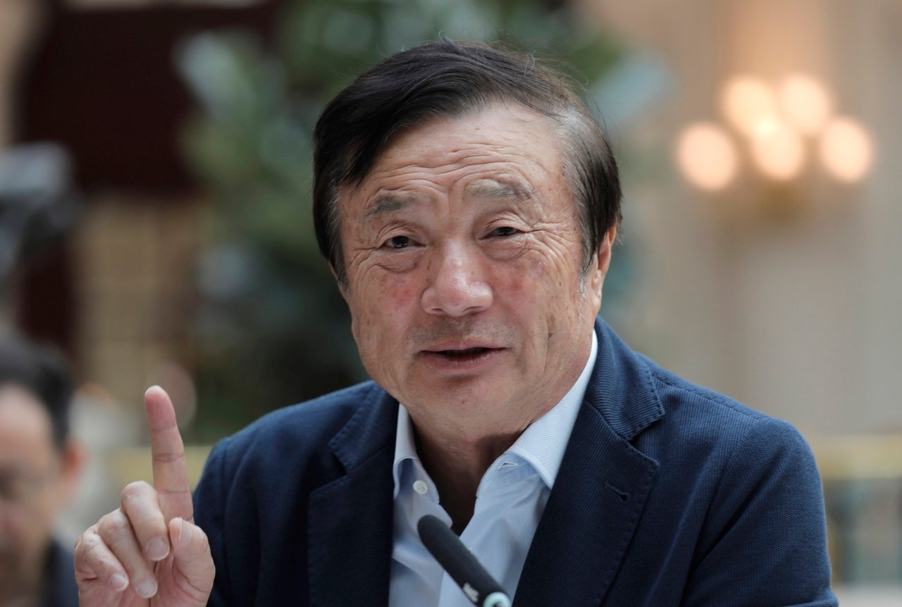 Huawei CEO Denies Company Is Spying For China, Praises Donald Trump As 'Great President'