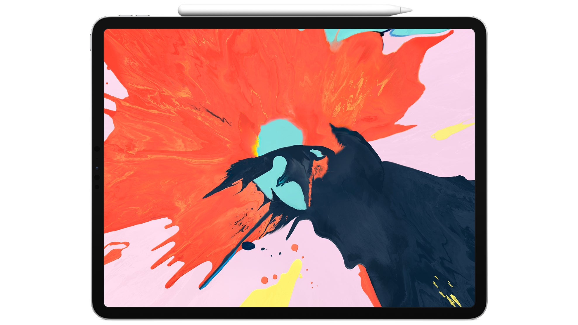 Here's Apple's Revamped iPad Pro With FaceID