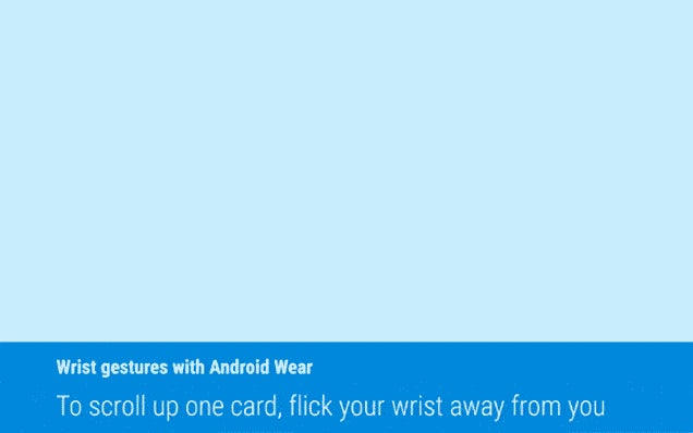 Android Wear's Biggest Update Ever Brings Wifi and Emoji Support