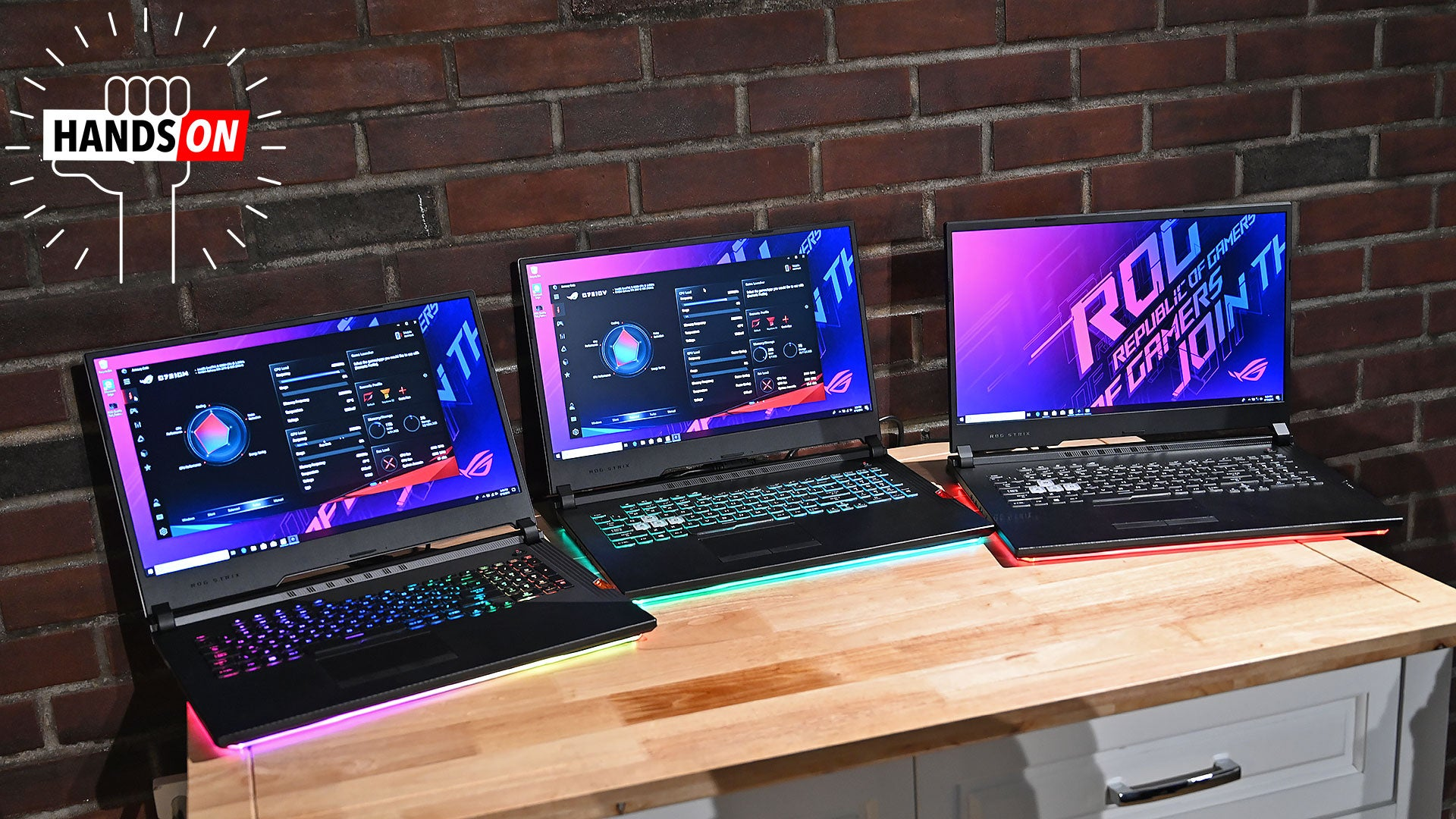 Asus Basically Overhauled Its Entire Gaming Laptop Lineup With Faster Everything