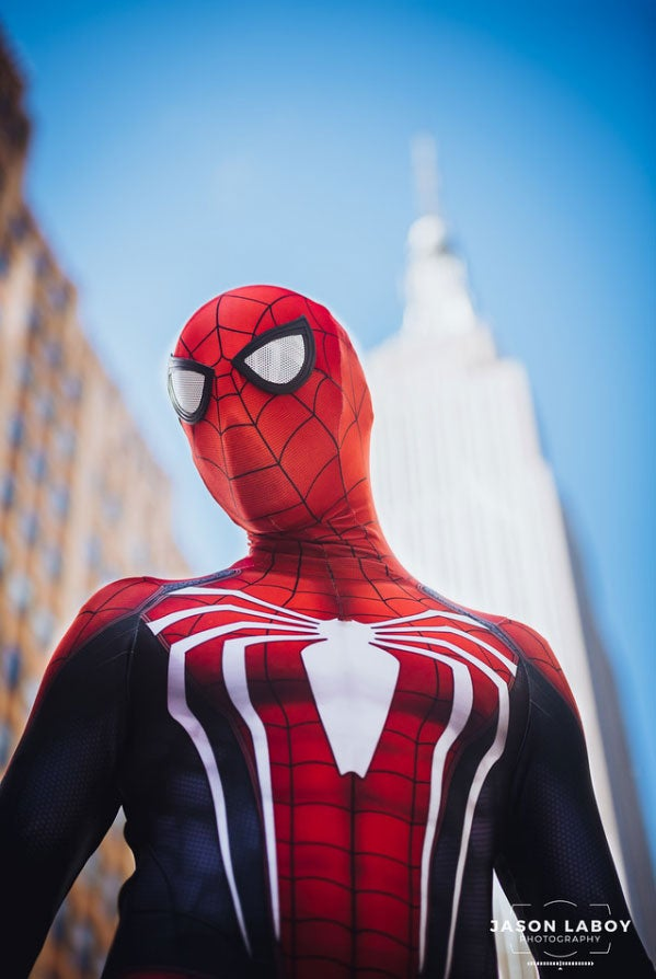 Get Me Cosplay Pictures Of Spider-Man!