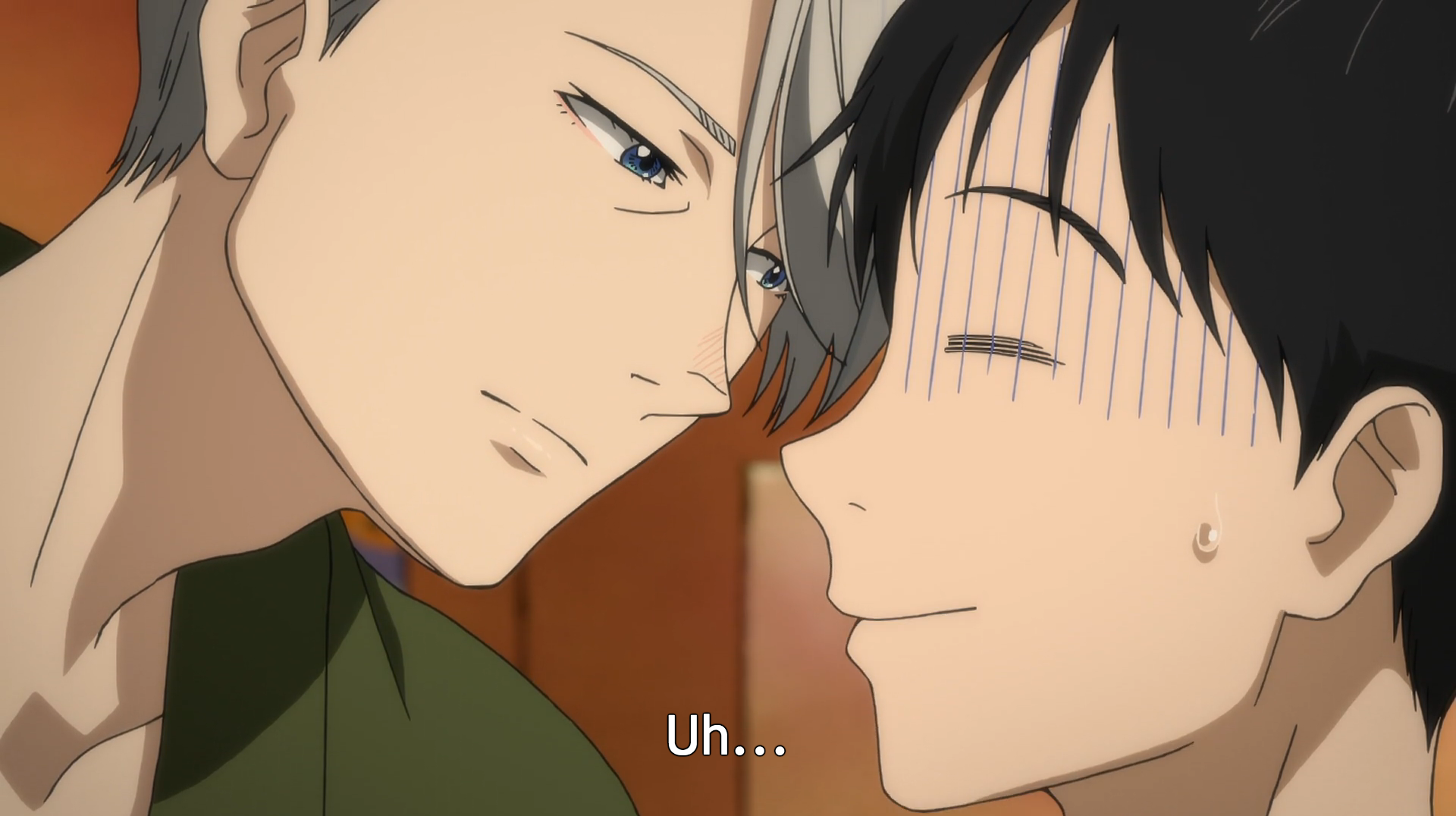 Why People Are Hyped About A Male Figure Skating Anime