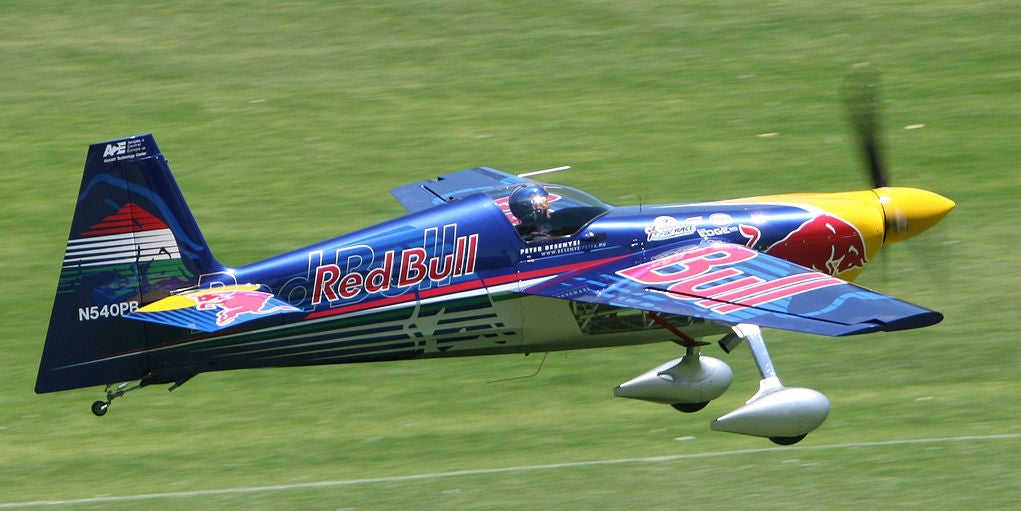 The Planes of Red Bull's Air Race Championship