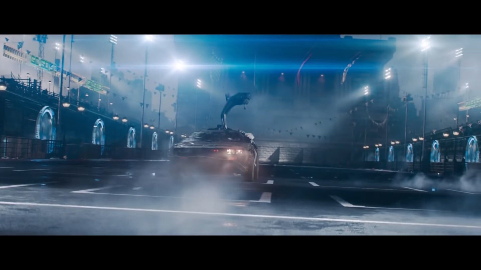It's Time We Talk About The Racing Scene In Ready Player One