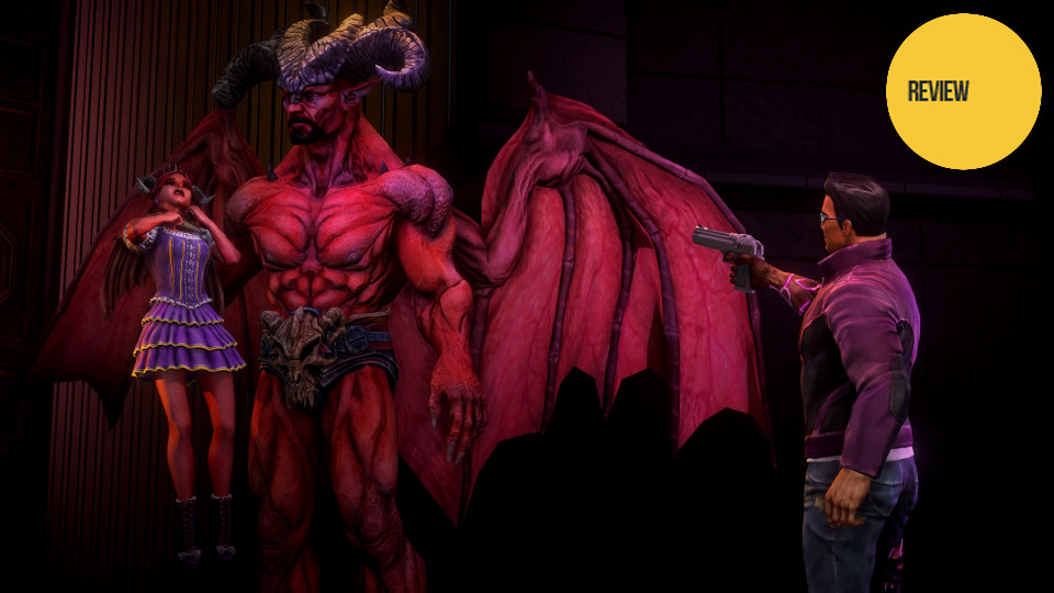 Saints Row: Gat Out Of Hell: The Kotaku Review