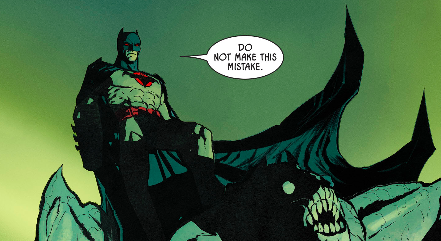 Tom King's 'City Of Bane' Just Devastated The Batman Family