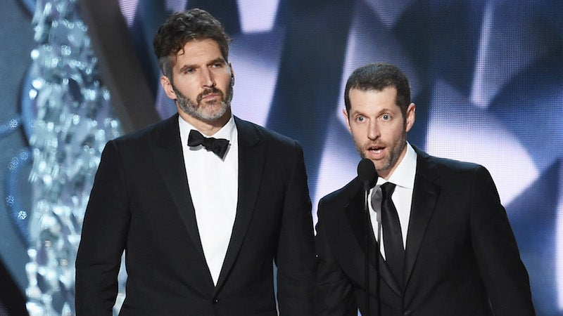The Game Of Thrones Showrunners' Next Series Is An Alt-History Where The South Won The US Civil War