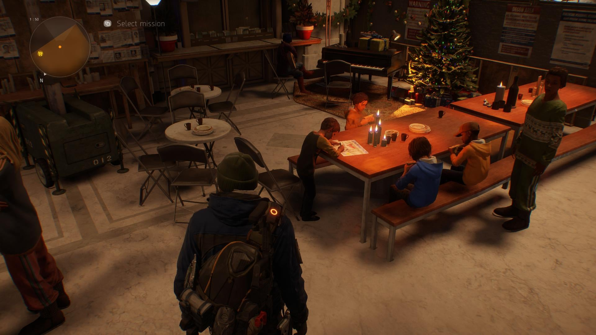 An Unexpected Pocket Of Warmth And Kindness In The Division