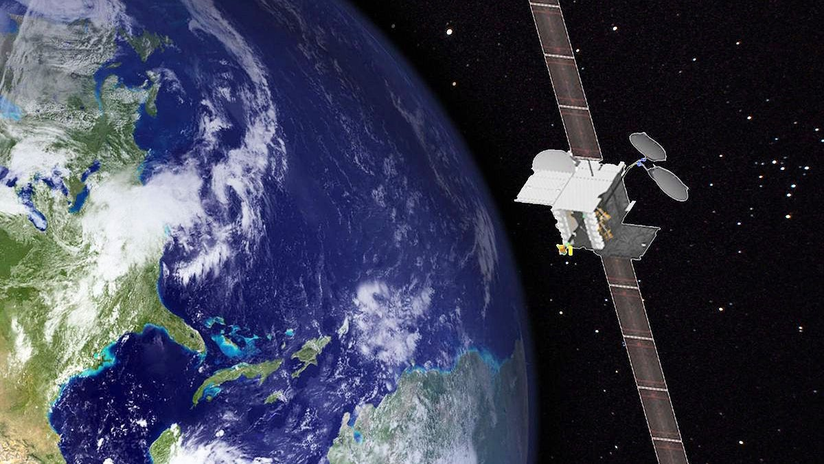 Terabit-Capacity Satellites Will Bring Space Internet Up to Speed