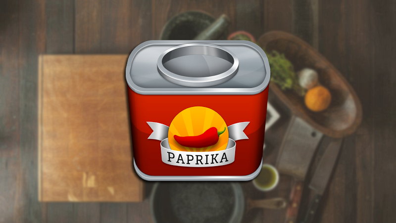 How To Organise Your Mess Of Recipes With The Paprika App