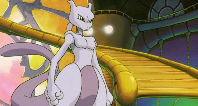 Mewtwo Is Pretty Much Elsa From Frozen