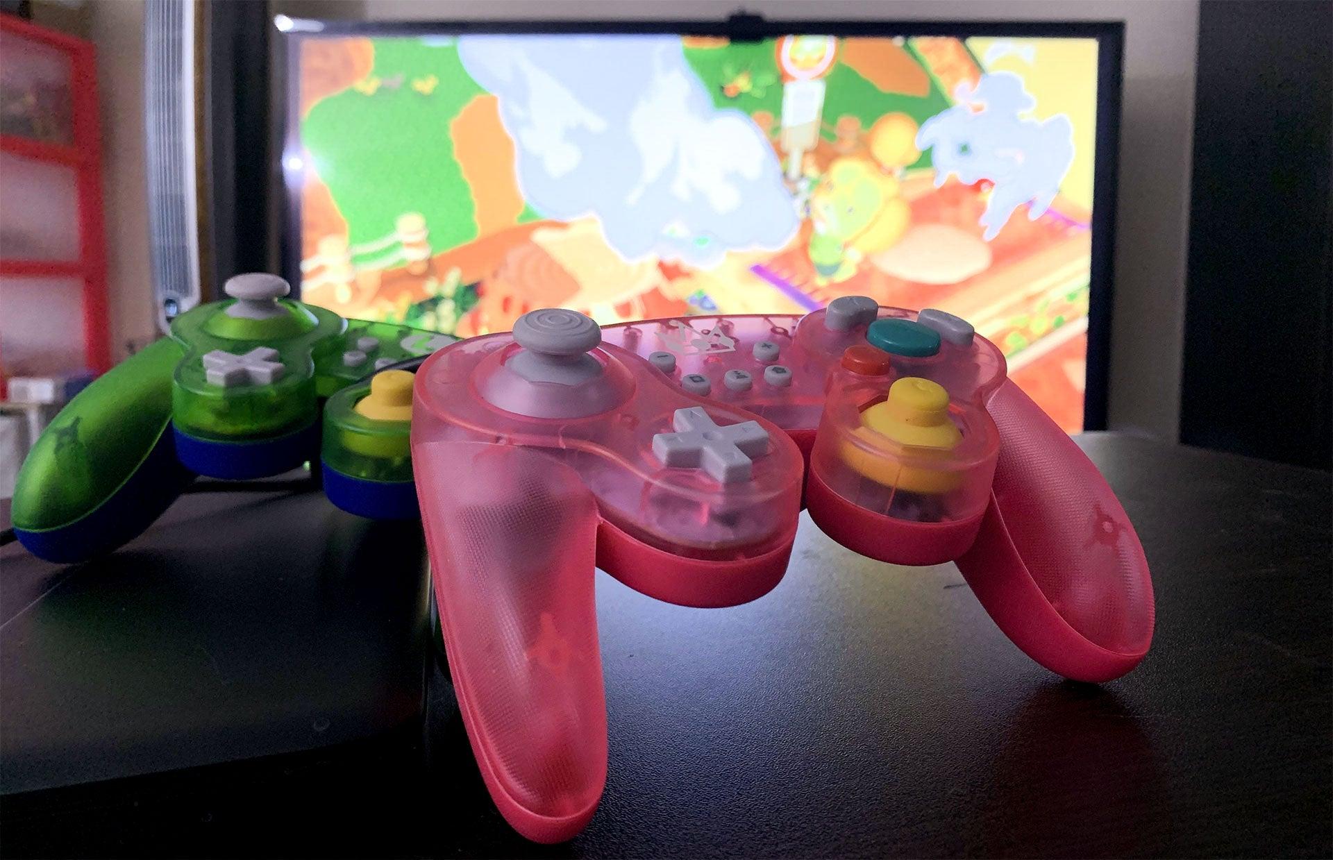Show Us Your Smash Bros. Ultimate Controller Setup