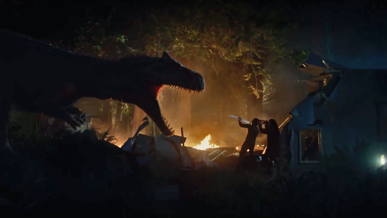 New Jurassic World Short Shows Just How Screwed The Humans Are Now