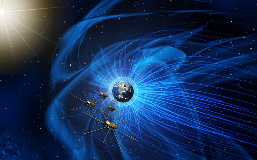 A Major Mystery About Earth's Magnetic Field Has Just Been Solved