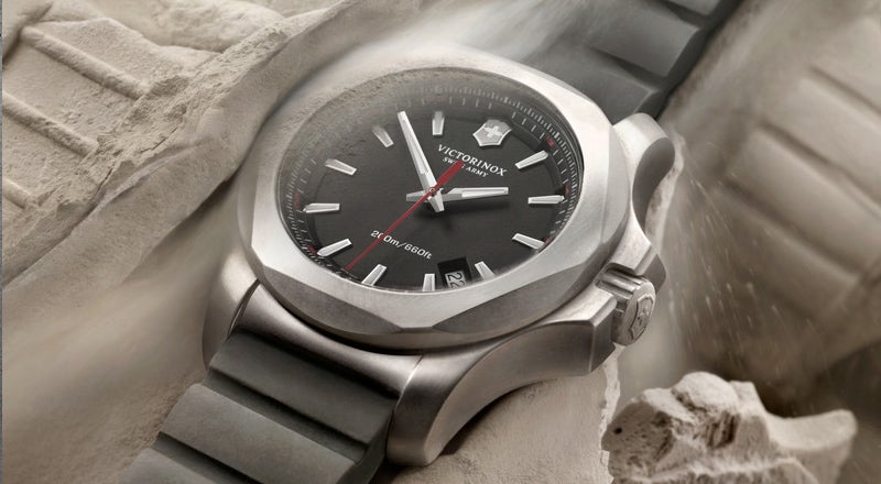 Victorinox Tested This Durable Watch By Driving a 64-Ton Tank Over It