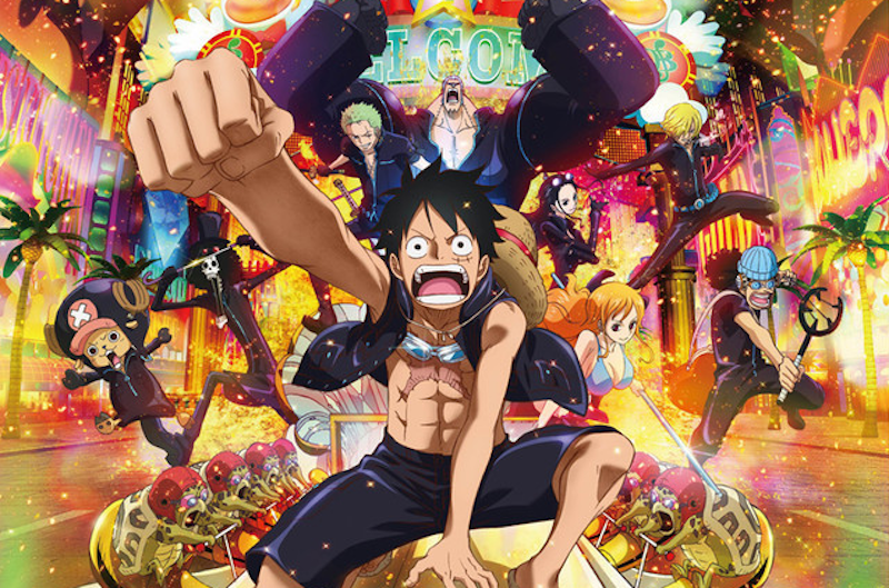 The Newest One Piece Film Is Huge In Japan
