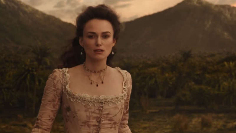 New Footage From Pirates Of The Caribbean 5 Reveals The Return Of Keira Knightley
