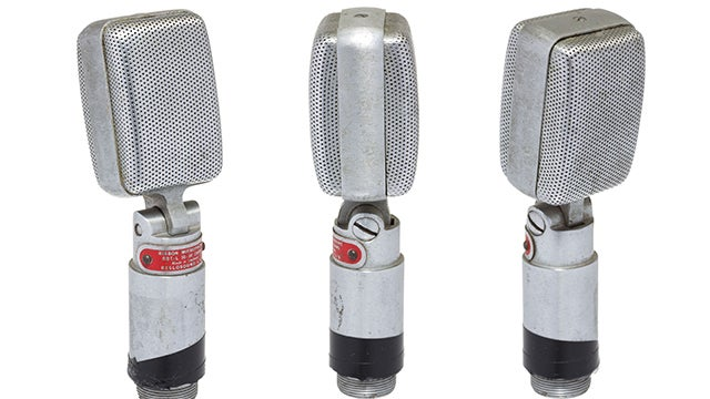 An Original Beatles Mic Is A Better Use Of Your Black Friday Cash