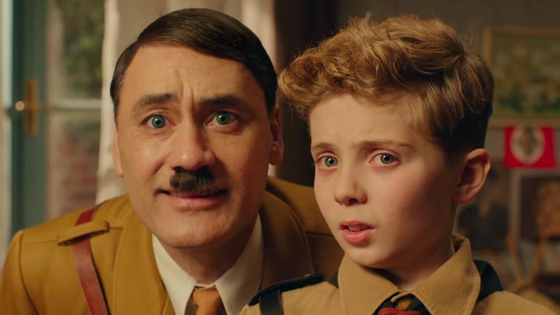 Taika Waititi Skewers The Führer In The New Jojo Rabbit Trailer