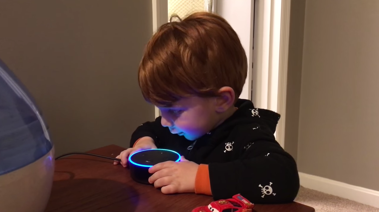 Amazon Dot Teaches Kid A Slew Of Very Dirty Words [NSFW]