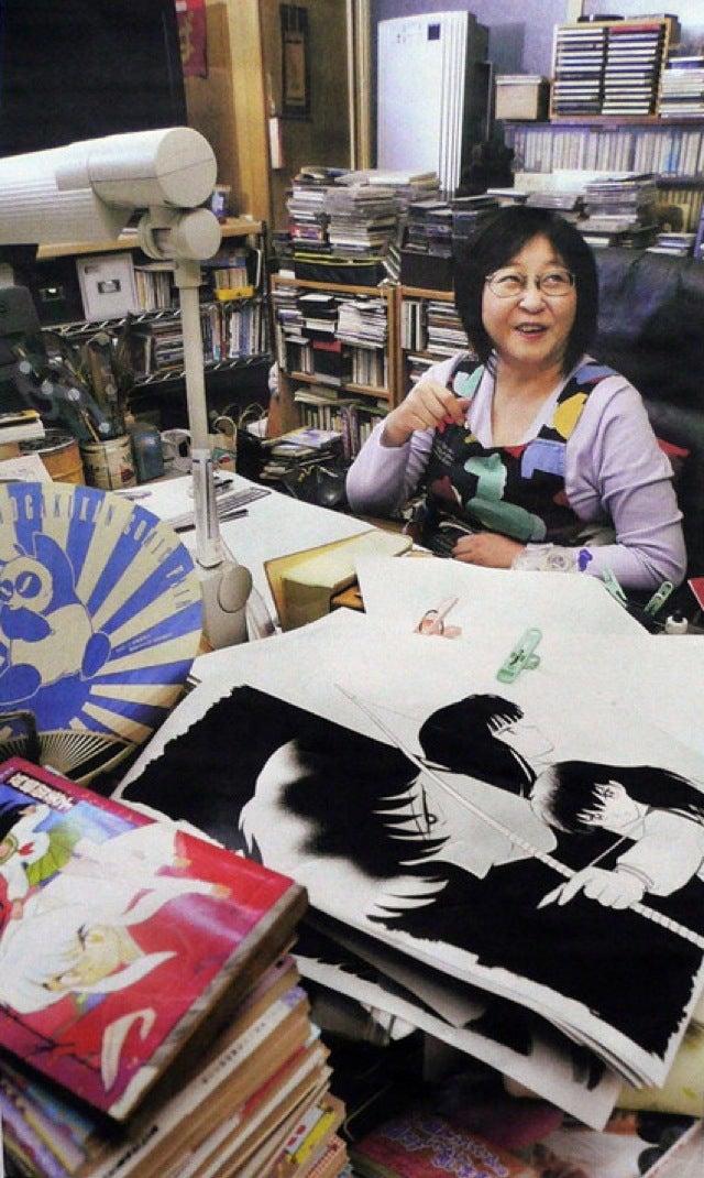 Famous Japanese Manga Were Born on These Desks