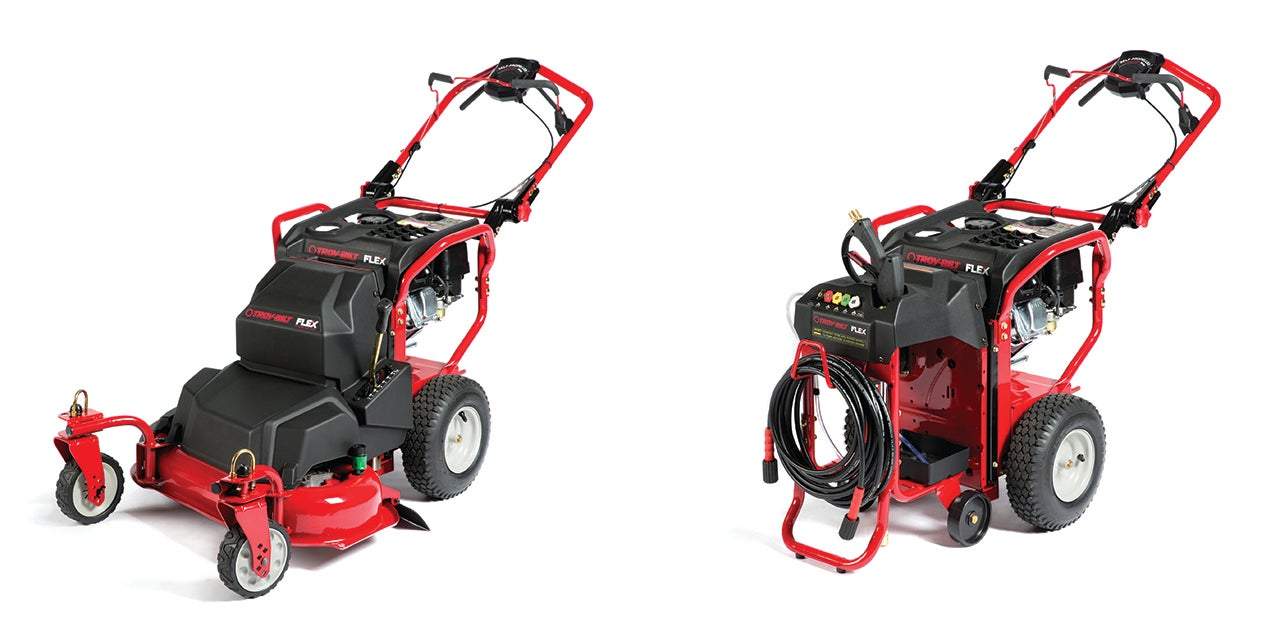 Troy-Bilt's Modular Motor Can Transform Into Almost Any Yard Tool