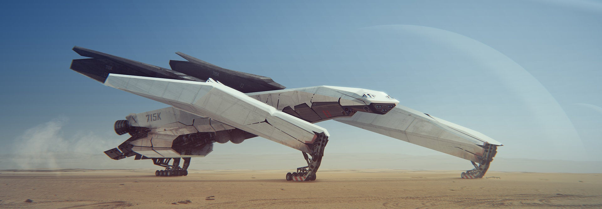 Fine art that 39 s one way to land a spaceship kotaku for 11553 sunshine terrace