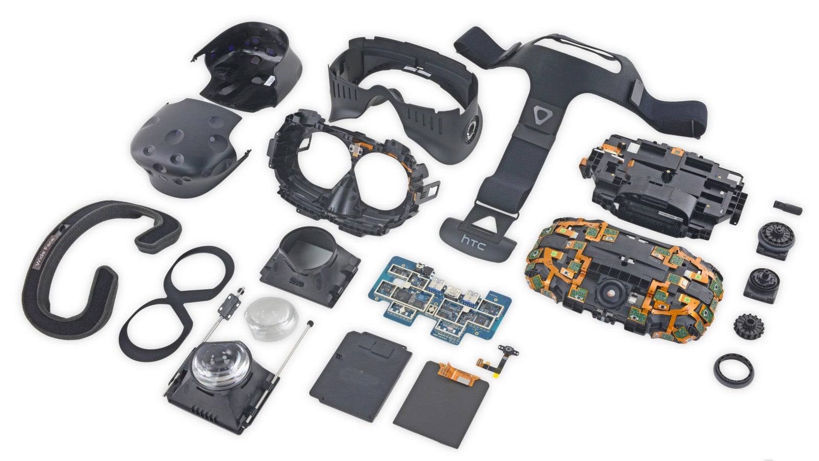 This Is What's Inside The HTC Vive
