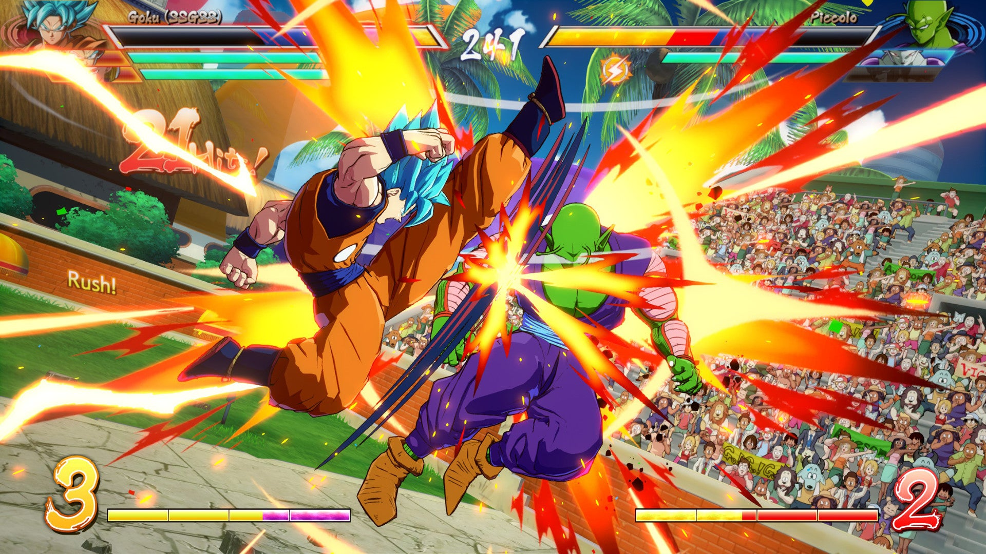 Dragon Ball FighterZ Has Been Mysteriously Pulled From Multiple Fighting Game Events