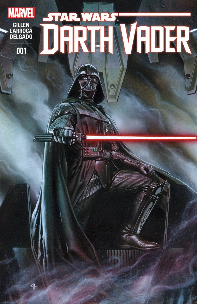 New Star Wars Comic Will Remind You Why You Love (and Hate) Darth Vader